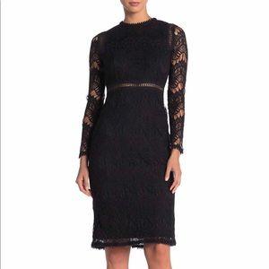 NWT Love by Design Black Dress